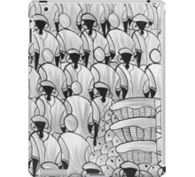 people of tropical climate iPad Case/Skin