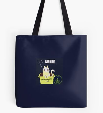 Schrodinger Cat´s Tote Bag