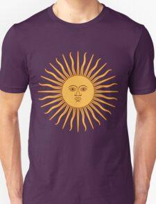 Sol de Mayo- The Sun of May Unisex T-Shirt