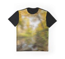 Autumn by the river Graphic T-Shirt