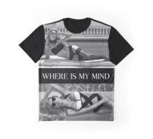 Where Is My Mind Summer Vibes Graphic T-Shirt
