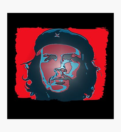 Che guevara revolution protest Photographic Print
