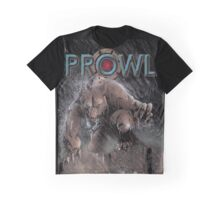 Prowl on Cliff Graphic T-Shirt