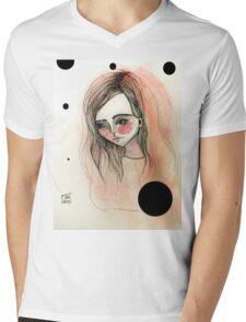 Lady Mens V-Neck T-Shirt