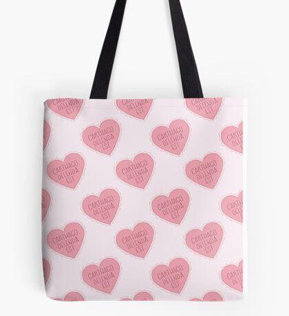 Carthago Delenda Est - Pattern Tote Bag