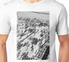 San Marco Square seen from the bell tower San Marco Unisex T-Shirt