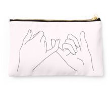 pinky promise Studio Pouch