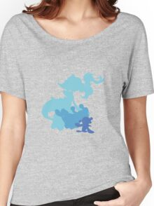 Popplio evolutions Women's Relaxed Fit T-Shirt