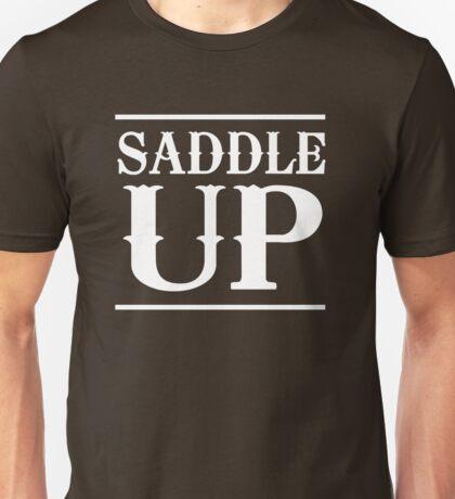 Saddle Up Unisex T-Shirt