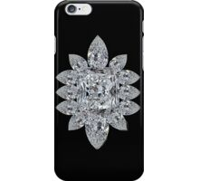 Bling Brooch Black Iphone Cover iPhone Case/Skin