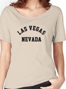 Las Vegas Nevada Women's Relaxed Fit T-Shirt