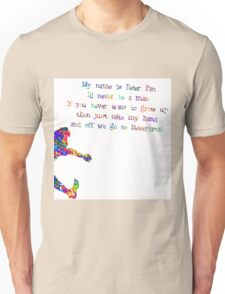 peter pan Unisex T-Shirt