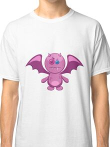 Cute monster with wings Classic T-Shirt