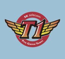 SKT T1 Logo (best quality ever) Kids Clothes