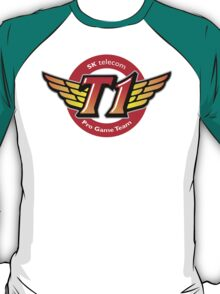 SKT T1 Logo (best quality ever) T-Shirt
