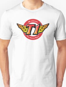 SKT T1 Logo (best quality ever) Unisex T-Shirt