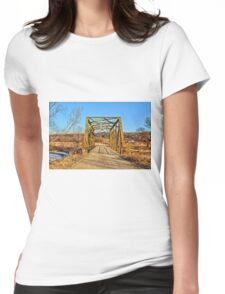 Iowa Iron Womens Fitted T-Shirt