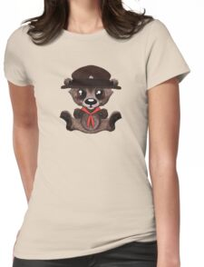 The good scout Womens Fitted T-Shirt