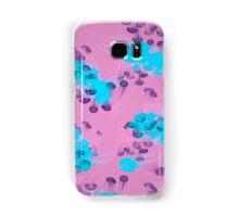 Psychedelic Jellyfish Purple (Medusa V.2) Samsung Galaxy Case/Skin