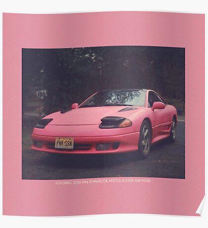 Pink Season Poster