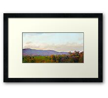 Autumn 2014-1 Framed Print