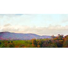 Autumn 2014-1 Photographic Print
