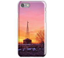 Pink Winter Morning iPhone Case/Skin
