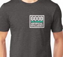 Good old-fashioned AI,white font Unisex T-Shirt