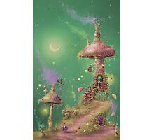 The Magic Mushroom Photographic Print