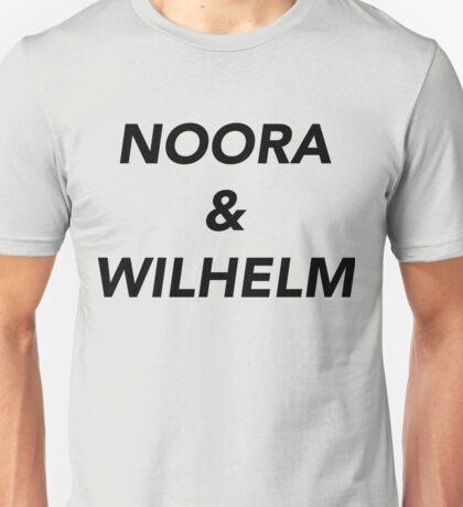 NOORA + WILHELM Unisex T-Shirt