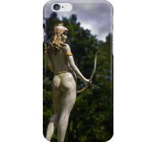 Diana, Goddess Of The Hunt iPhone Case/Skin