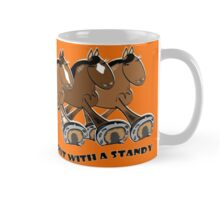 Steppin'out with a Standardbred Mug & pillow Mug