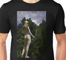 Diana, Goddess Of The Hunt Unisex T-Shirt