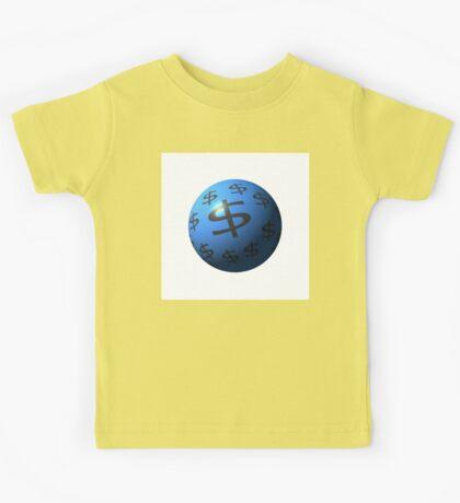 Dollar Sphere Kids Tee