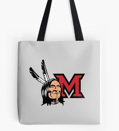 Miami Redskins Tote Bag