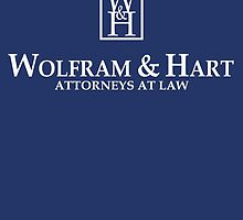 Wolfram & Hart - Attorneys At Law by hordak87