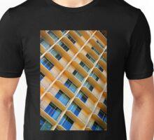 Scratchy Hotel Facade Unisex T-Shirt