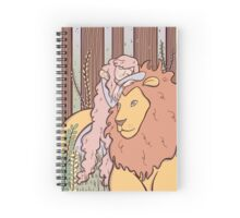 Hush, My Darling, Don't Fear, My Darling Spiral Notebook