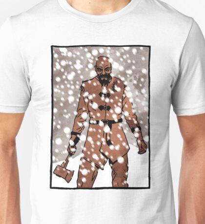 Snow Warrior Unisex T-Shirt