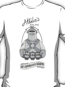 Attila's bake shop T-Shirt
