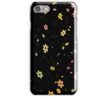 Drifting Flowers iPhone Case/Skin