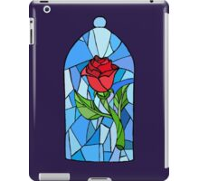 Stained glass Rose  iPad Case/Skin