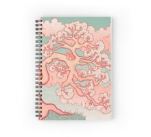 Sweet Dreams, Red Panda Spiral Notebook