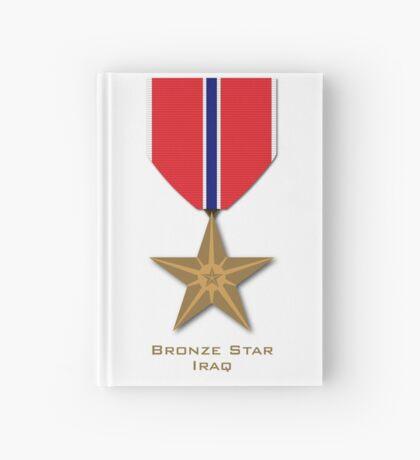 Bronze Star - Iraq Hardcover Journal