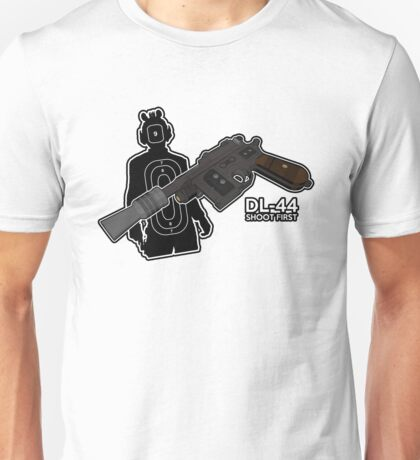 STAR WARS - SHOOT FIRST Unisex T-Shirt