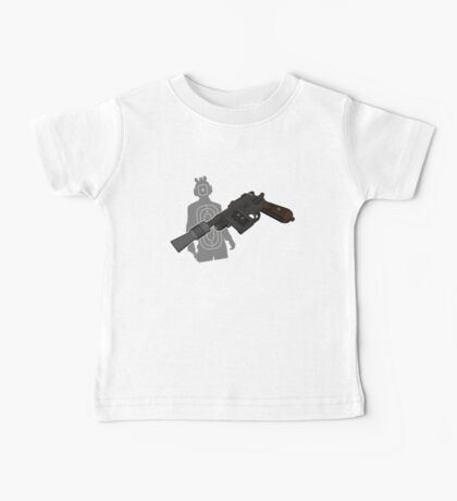 STAR WARS - SHOOT FIRST Baby Tee