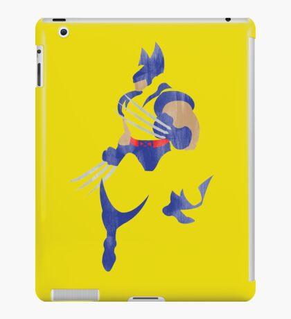 Project Silhouette 2.0: Wolverine iPad Case/Skin