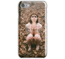 Hushed Communion iPhone Case/Skin