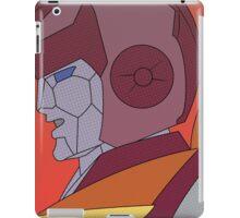Rodimus Prime Halftone iPad Case/Skin