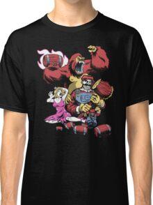 Barrel Boss Battle Classic T-Shirt